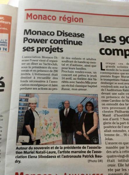 Monaco region